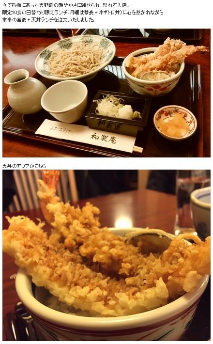 東東京を食べ尽くす!御徒町 和楽庵